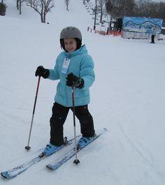 Feb 2011 Skiinig in Wisconsin