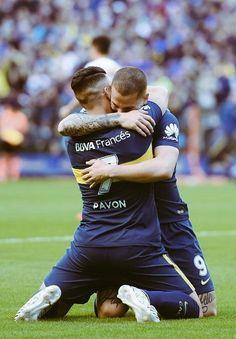 Pavon y Benedetto #futbolbocajuniors