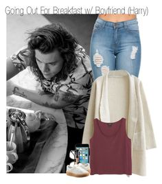 """Going Out For Breakfast w/ Boyfriend (Harry)"" by fangirl-1d ❤ liked on Polyvore featuring Monki, NARS Cosmetics, Bobbi Brown Cosmetics, Puma, women's clothing, women, female, woman, misses and juniors"