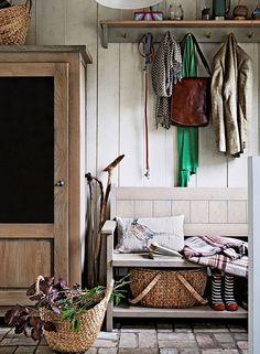 John Lewis Country Matting £175 Water Hyacinth Large Basket £23 Pendleton Armoire Display £999 Neptune Suffolk 4ft Peg Shelf £140 Pendleton ...