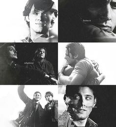 Home is wherever I'm with you  - Sam and Dean
