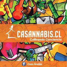 Sticker Casannabis