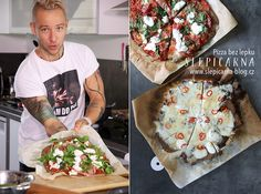 Pizza, Prosciutto, Ricotta, Mozzarella, Low Carb, Mexican, Ethnic Recipes, Food, Essen