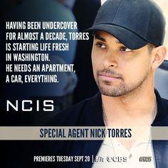 Special Agent Nick Torres