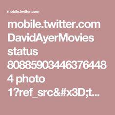 mobile.twitter.com DavidAyerMovies status 808859034463764484 photo 1?ref_src=twsrc%5Etfw&ref_url=http%3A%2F%2Fnerdist.com%2F6-kick-ass-dc-heroines-who-should-join-gotham-city-sirens%2F