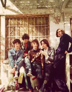 The Strokes music helped through the very bad and the very good moments. not just music its more of an emotional sound of music.