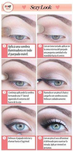 Makeup Sencillo Noche Rosa 22 Ideas For 2019 - My best makeup list Contour Makeup, Eye Makeup, Hair Makeup, Natural Makeup Looks, Simple Makeup, Makeup List, Makeup Ideas, Beauty Make-up, Beauty Stuff