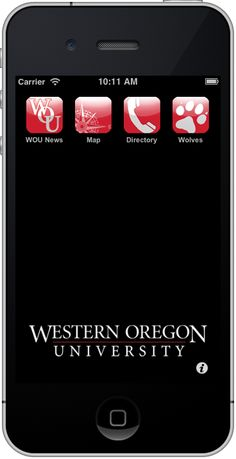 Western Oregon Campus Map.44 Best A Stroll Around Campus Images University Of Western States