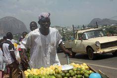 Garden Eggs Hawker | Suleja Niger State Nigeria | #JujuFilms #GardenEggs #StreetHawker #ZumaRock #Nigeria #Suleja