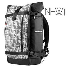 Batik Printed-Indonesia 5 THREAD™ + Laptop Compatible Travel Backpack by ETHNOTEK