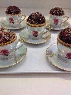 Meet the Maker Meets Cupcake Week: Nancy of Nancy's Teashop
