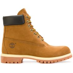Timberland classic original boots ($253) ❤ liked on Polyvore featuring men's fashion, men's shoes, men's boots, brown, mens leather boots, mens brown boots, mens brown leather boots, timberland mens shoes and timberland mens boots
