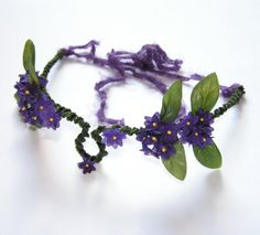 Verbena Lane Fairy Crown