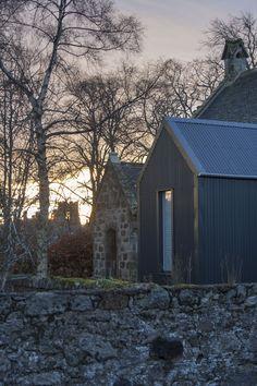 Acanthus Architects df conservation work - Christ Church, Huntly, Aberdeenshire, Scotland photo: Craig Watt