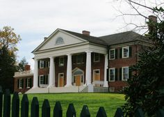 Restored - Montpelier - James Madison's plantation home