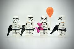 LEGO Stormtrooper Birthday Party - Star Wars Stormtroopers - Ideas of Star Wars Stormtroopers - flic.