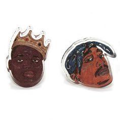 East vs. West Stud Earrings. Yes #nylonmag