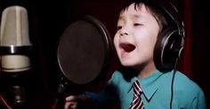 This is Jurabek Juraev, an adorable 4-year-old Uzbek boy who has an amazingly emotional voice even at such a young age. Watch him sing his adorable rendition of 'I Will Always Love You', a song Whitney Houston made famous worldwide.