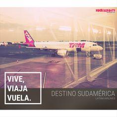 Vive, viaja, vuela. Todavía nos queda por delante un mes en #Ecuador con #DestinoSudamérica.  @LANAirlinesSP