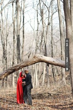 Yes - Red Riding Hood maternity shoot  |  ashley nicole photography | CHECK OUT MORE GREAT RED WEDDING IDEAS AT WEDDINGPINS.NET | #weddings #wedding #red #redwedding #thecolorred #events #forweddings #ilovered #purple #fire #bright #hot #love #romance #valentines