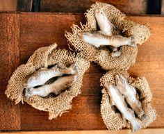 Medieval/Tudor miniature food  fish for the by medievalmorsels, £7.00