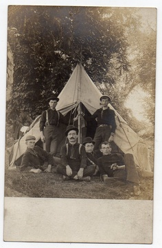 295 Best 19th Centuryedwardian Camping Images Vintage Fashion