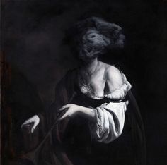 "The following pieces of morbid art are by Nicola Samori, a 35 year old Italian artist. He says ""My work stems from fear: fear of the body, of death, of men. I think my nature as an artist is something like feeling hopeless. Works are just temporary shelters and painting is a leisure place where you can conceal yourself."" http://www.huffingtonpost.com/mia-r-benenate/nicola-samori-interview_b_2046117.html"