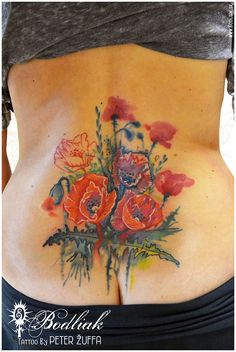 #art #tat #tattoo #tattoos #tetovanie #original #tattooart #slovakia #zilina #bodliak #color_tattoo #bodliaktattoo #bodliak_tattoo #poppy_tattoo #poppy