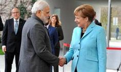 Modi-Merkel to discuss steps to scale up Indo-German ties : India, News - India Today