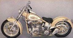 1953 Harley-Davidson Pan Head