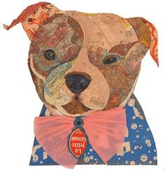 Animalarium: Peter's Printed Paper Poodles