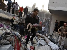 Scary and heartbreaking images continue to emerge from the growing war in Gaza and southern Israel, even as world leaders desperately hope for a truce and Israel prepares for a larger invasion. Israel, Book Of Matthew, Scottish Independence, Gaza Strip, Stop Fighting, Freedom Fighters, Recent Events, It's Meant To Be, Eastern Europe
