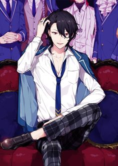 Find images and videos about anime, ensemble stars and sakuma rei on We Heart It - the app to get lost in what you love. Hot Anime Boy, Anime Sexy, Cool Anime Guys, Handsome Anime Guys, Anime Boys, Chica Anime Manga, Manga Boy, Anime Kunst, Anime Art