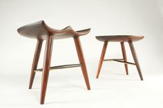 Cruz Stools by Goebel & Co. Furniture