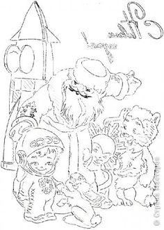 Картина панно рисунок Новый год Вырезание С прибытием Бумага фото 9