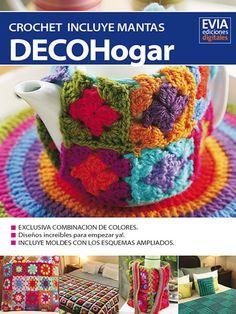 DecoHogar y Mantas al Crochet