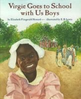 In the post-Civil War South, a young African American girl is determined to prove that she can go to school just like her older brothers. - See more at: http://www.buffalolib.org/vufind/Record/1063710#sthash.WT9S6fkl.dpuf