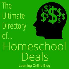 Looking for homeschool deals? This directory will keep you up-to-date on current discounts and sales on homeschool products. Learning Apps, Kids Learning, Learning Piano, Learn Japanese Free, Water Cycle For Kids, Solar System For Kids, Learn Sign Language, Online Blog, Homeschool Curriculum