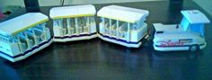 Disney Die Cast Car - Disney Parks Parking Lot Tram
