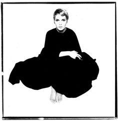 Mia Farrow Foto David Bailey 1967