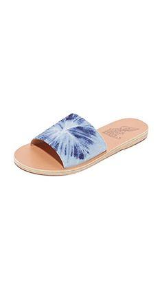 ANCIENT GREEK SANDALS | Taygete Slides #Shoes #ANCIENT GREEK SANDALS