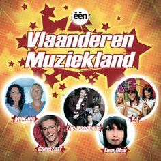 Vlaanderen Muziekland © Alert Design & Advertising