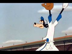 goofy - como jugar beisbol Great video for a sports lesson, I'm working on the interpretive activity, but is perfect for novice mid-high