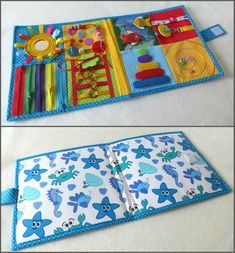 Activity fabric Board Therapy Toy autistic children Sensory travel toy occupational therapy Dementia Alzhaimer stroke red special needs Sensory Blanket, Sensory Book, Sensory Activities, Book Activities, Spring Activities, Christmas Activities, Toys For Autistic Children, Is My Child Autistic, Baby Play