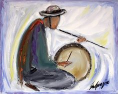 DeGrazia was a talented musician and was continuously surrounded by music. He shared dual passions for art and music as illustrated in these oil paintings. Happy Throwback Thursday! #NationalHistoricDistrict #DeGrazia #Artist #Ettore #Ted #GalleryInTheSun #Tucson #AZ #Catalinas #Desert #PaletteKnife #Musician #Oil #Painting #Yaqui #Tambolero #Player #teddegrazia #galleryinthesun #degrazia #Throwback #Thursday #TBT