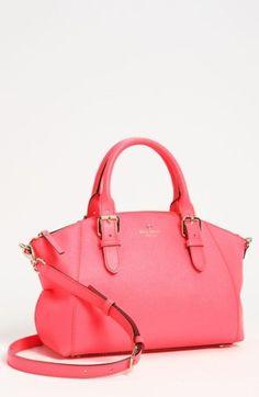 Pink handbag -love it but way too much $$