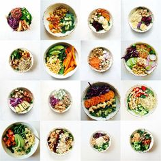 How to Create a Perfect Vegan Lunch Bowl