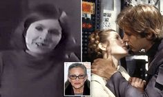 Carrie Fisher's audition reveals instant chemistry with Harrison Ford #DailyMail | These are some of the stories. See the rest @ http://www.twodaysnewstand.com/mail-onlinecom.html or Video's @ http://www.dailymail.co.uk/video/index.html And @ https://plus.google.com/collection/wz4UXB