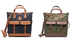 I don't care if these are for men, I love them! (Hasso Tote Bags)