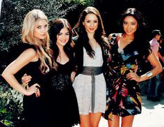 Hanna and aria r the style's that i like the best